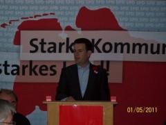 Hubertus Heil begeistert mit seiner Rede