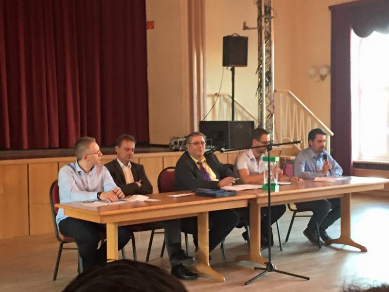 Güsten Bürgerversammlung SPD